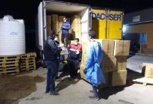 الإمداد الطبي يواصل توزيع احتياجات المستشفيات من مخازن على مدار الساعة