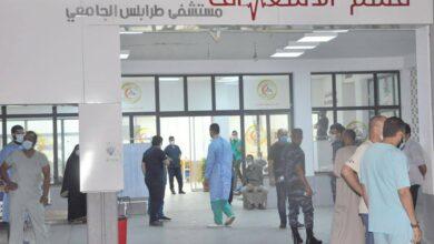 مدير الشؤون الطبية يشيد بالجهود التي بذلها العاملين بالمستشفى بمختلف تخصصاتهم من أجل المرضى